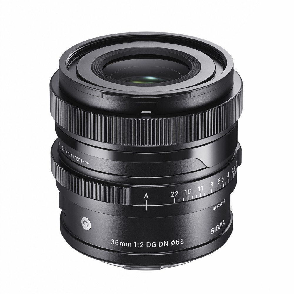 Sigma 35mm F2 DG DN Contemporary Review