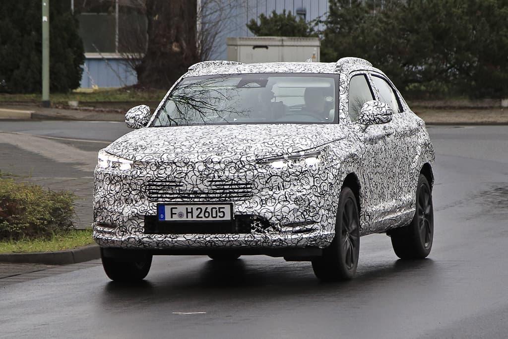 SPY PICS: New Honda HR-V spotted