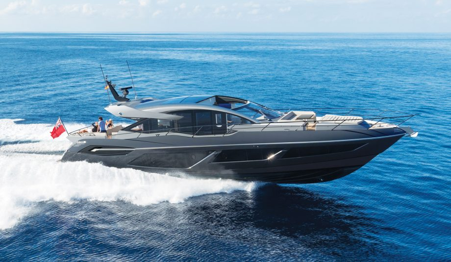 Sunseeker Predator 74 XPS first look: Heavyweight cruiser gets more visual punch