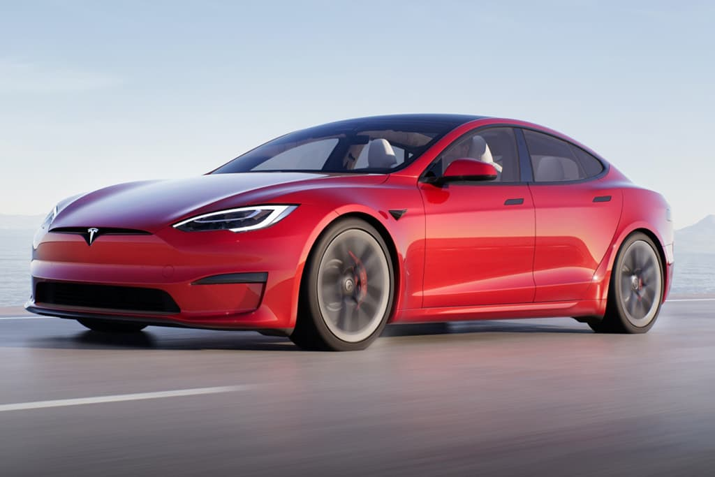New Tesla Model S and Model X revealed