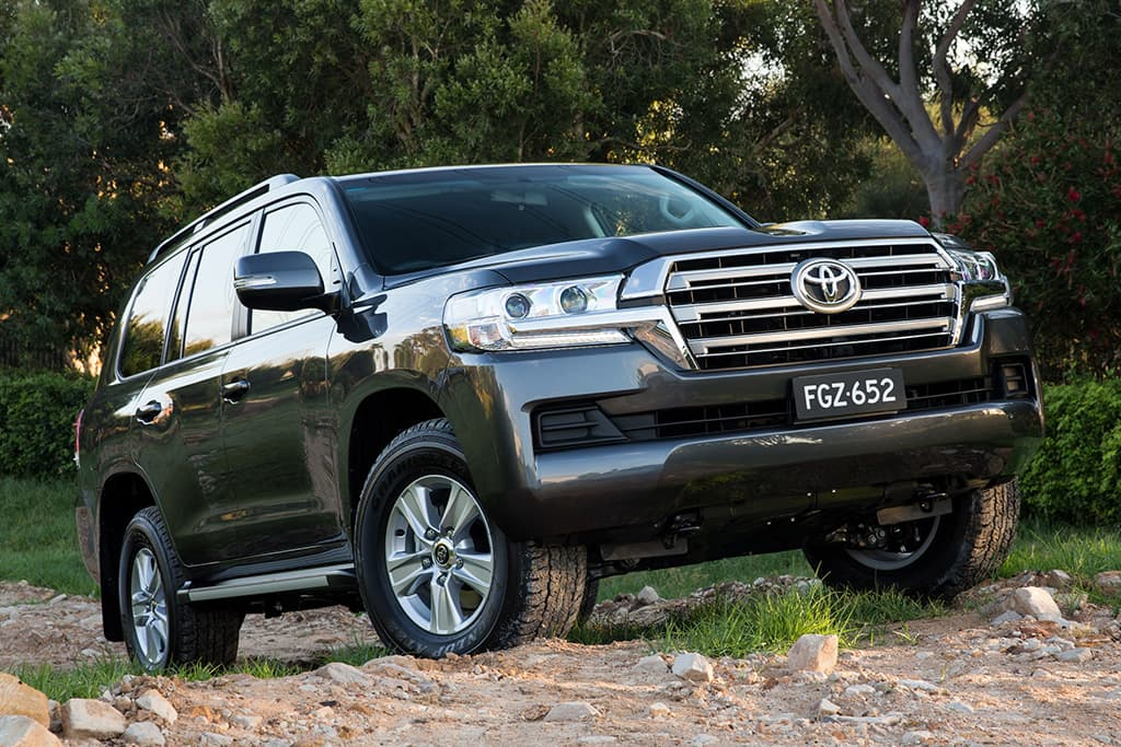 Next Toyota LandCruiser 'a whole lot better'