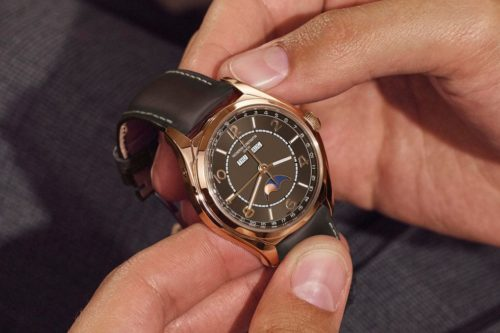 This Moonphase Watch from Vacheron Constantin Is the Stuff of Dreams