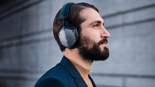 V-MODA M-200 ANC headphones feature hybrid active noise cancellation