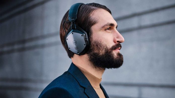 V-MODA M-200 ANC headphones feature hybrid active noise cancellation