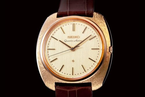 The Seiko Quartz Watch that Broke Switzerland