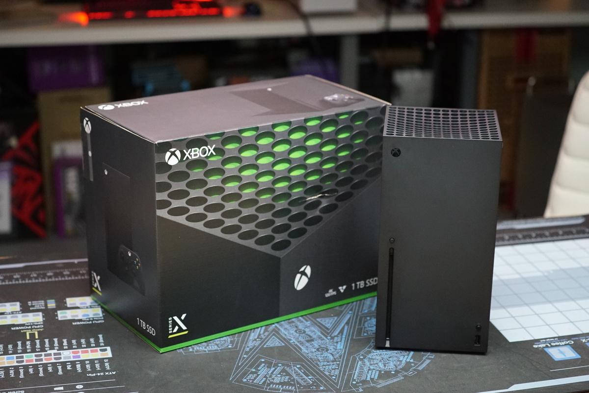 Xbox Series X vs. gaming PCs: Fight! - Updated