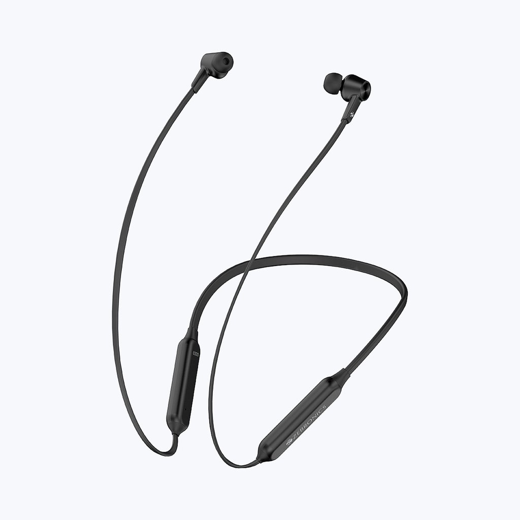 Zebronics Zeb-Monk Wireless Active Noise Cancelling Earphones Review