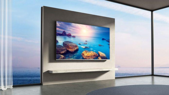 Xiaomi Mi TV Q1 Is Their Prettiest 4K TV So Far
