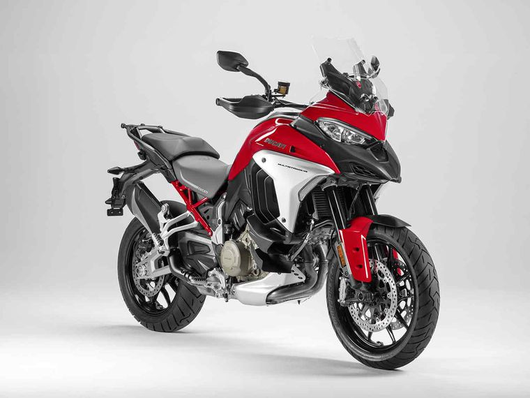 2021 Ducati Multistrada V4 Review – First Ride