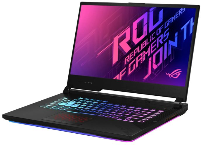Asus ROG Strix G15 G513QR laptop review: AMD and Nvidia combined
