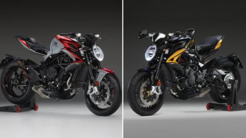 2021 MV Agusta Brutale And Dragster Line – First Look