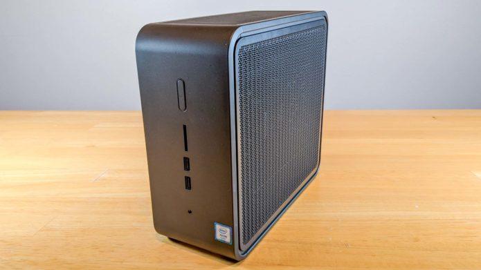 Intel NUC 9 Pro mini PC review — crazy speed beats Mac mini m1