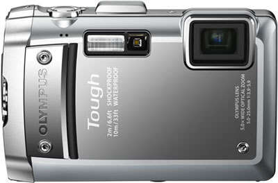 Olympus Tough TG-805 Camera