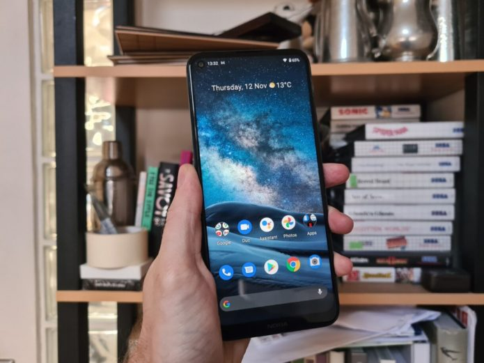 Got a Nokia 8.3 5G? Android 11 is coming your way