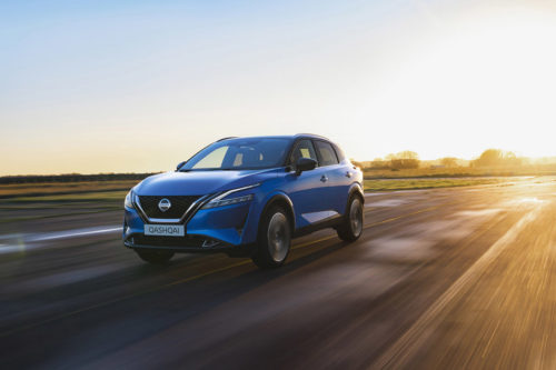 New Nissan Qashqai flaunts fresh design, updated tech and electrified options
