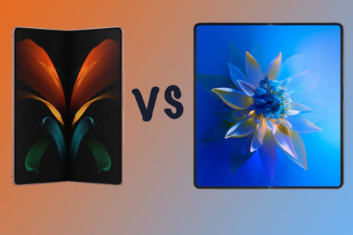 Huawei Mate X2 vs Samsung Galaxy Z Fold 2: What's the difference?