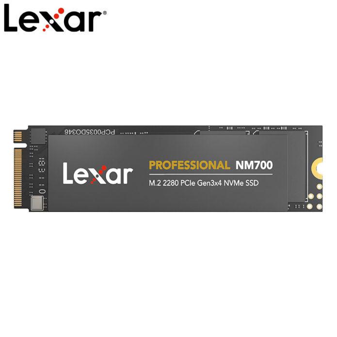 Lexar Professional NM700 M.2 SSD Review