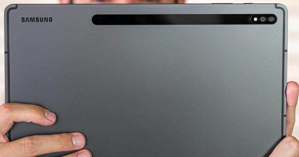 Samsung Galaxy Tab S8 Enterprise Edition appears on company website