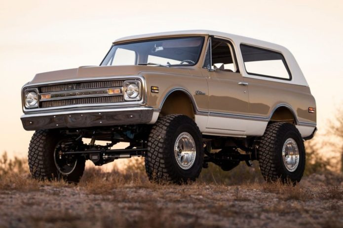 This Stunning Lifted Chevy K5 Proves the Blazer is the New Bronco
