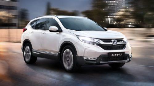 2021 Honda CR-V Hybrid Review
