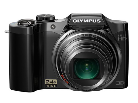 Olympus SZ-31MR iHS Camera