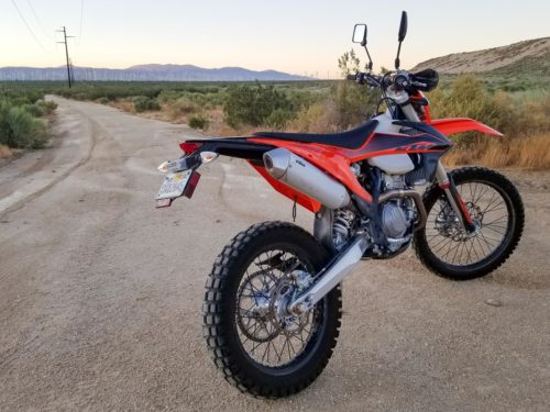 2020 KTM 350 EXC-F Long Term Test: For Family and Friends