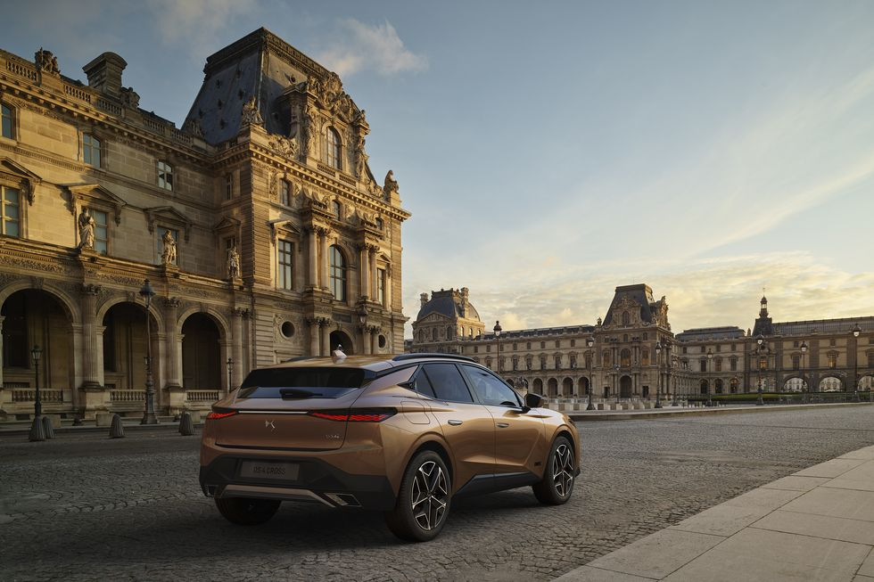 DS 4 from French Premium Brand Adds Class to Stellantis Lineup