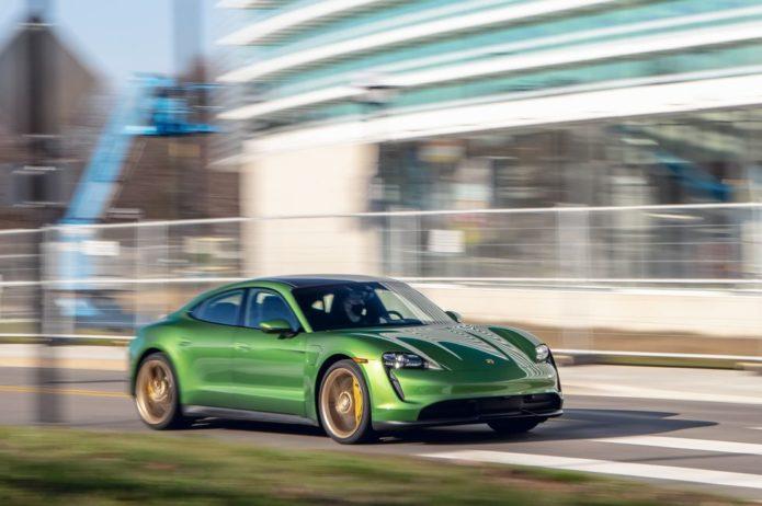 Tested: 2020 Porsche Taycan 4S Shines as a Driver's EV