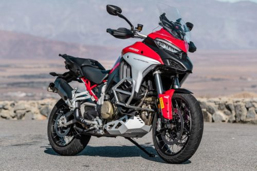 2021 Ducati Multistrada V4 S Review: Style, Sophistication, Performance