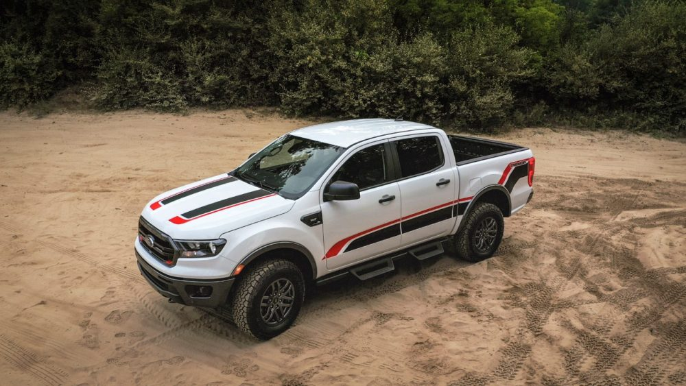 2021 Ford Ranger Tremor review