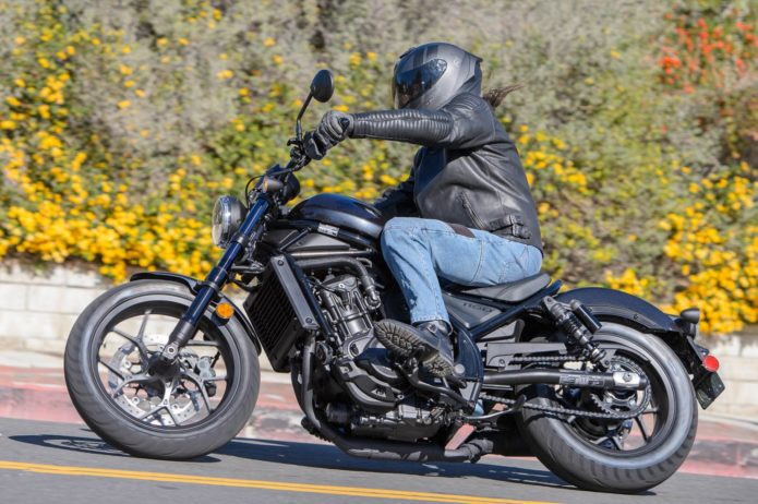 2021 Honda Rebel 1100 DCT Review (13 Fast Facts)