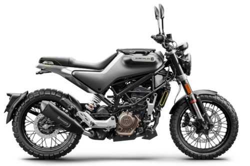 2021 Husqvarna Svartpilen 125 First Look (7 Fast Facts)
