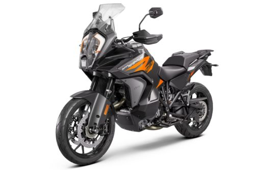 2021 KTM 1290 Super Adventure S First Look (15 Fast Facts)