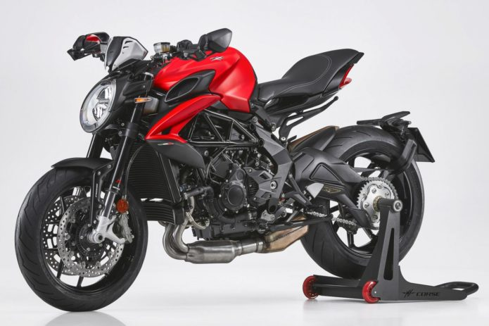 2021 MV Agusta Dragster Rosso First Look (9 Fast Facts)