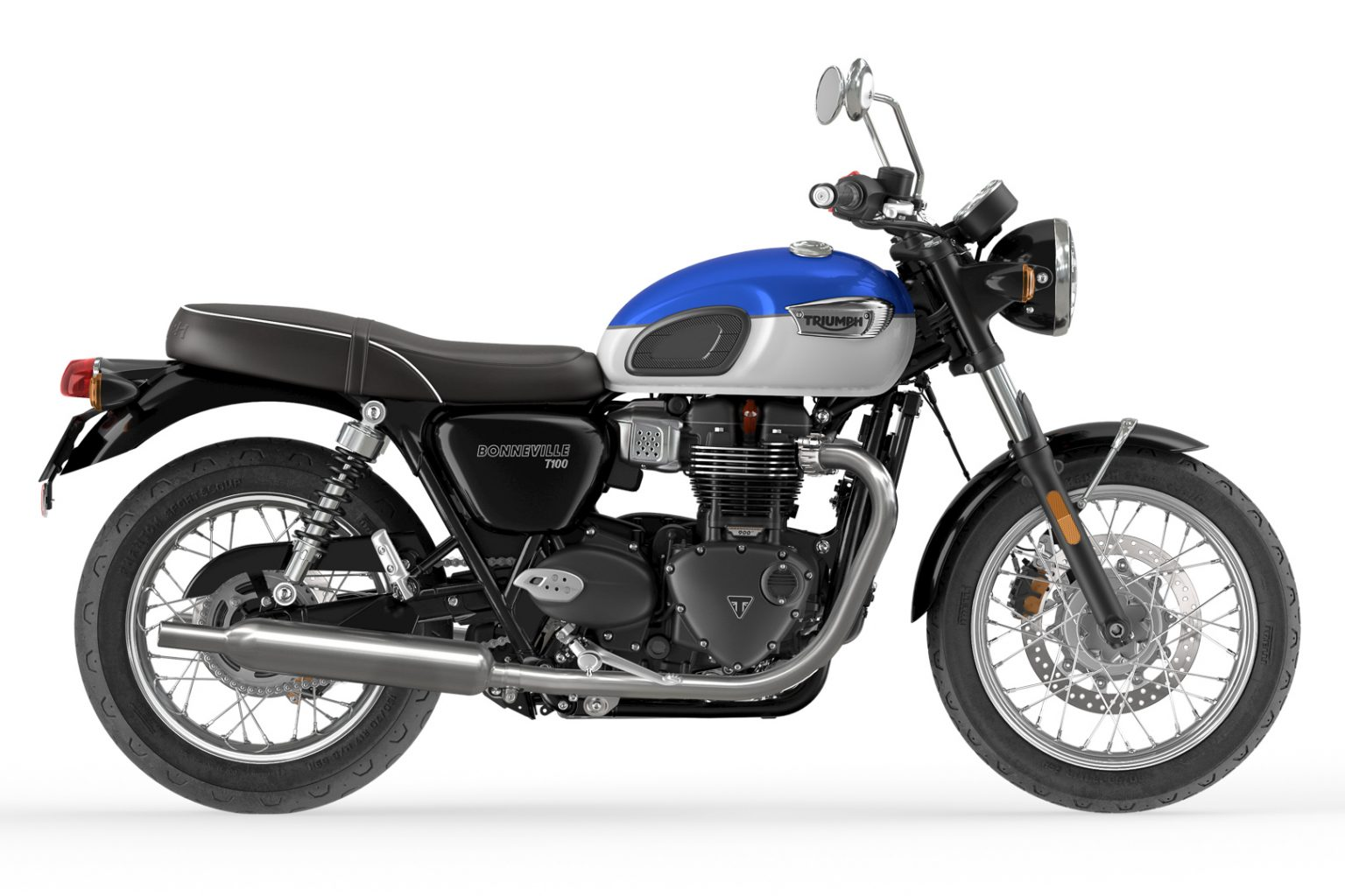 2021 Triumph Bonneville T100 First Look (9 Fast Facts)