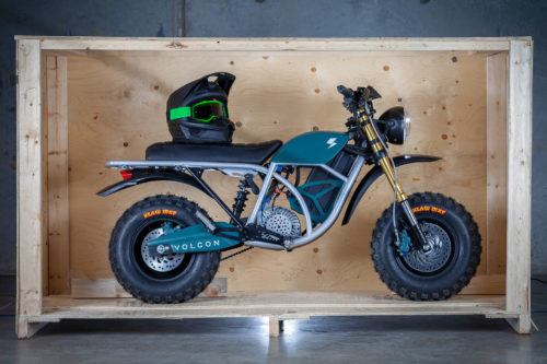 2021 Volcon Runt First Look: Electric Trail Motorcycle For Kids