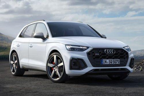 Audi SQ5 TDI upgraded and back full-time