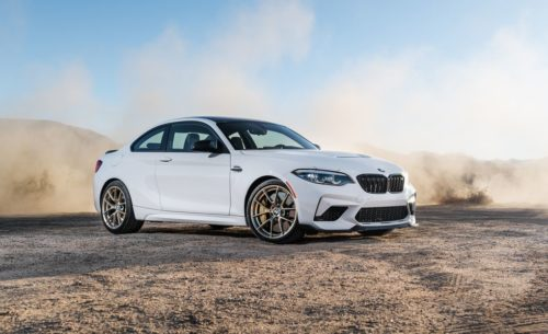 Tested: 2020 BMW M2 CS Hangs in There