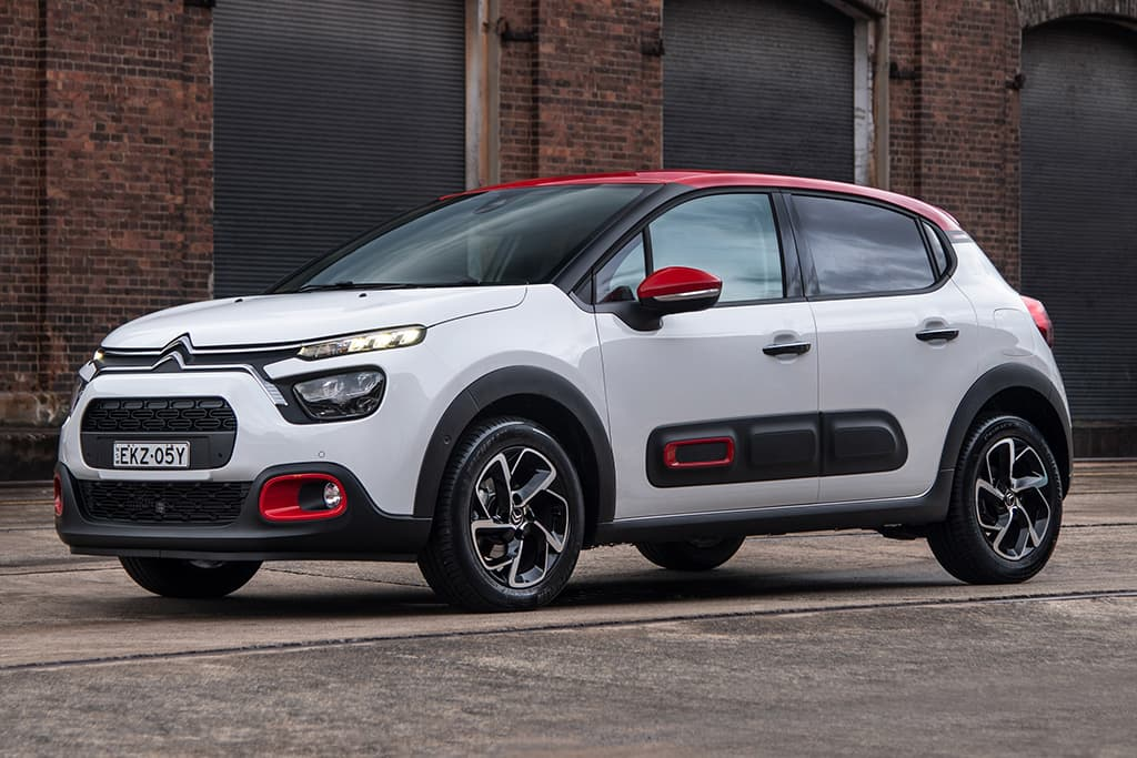 New Citroen C3 pricing and specs