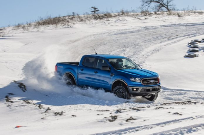 2021 Ford Ranger Tremor Brings New Off-Road Tech to an Old Truck