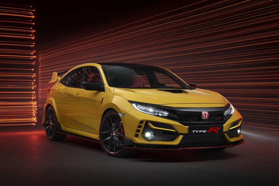 Enter to Win This Rare Honda Civic Type R and Help a Great Cause