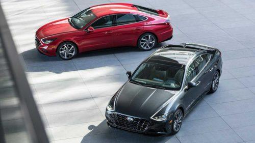 2021 Hyundai Sonata Hybrid Review