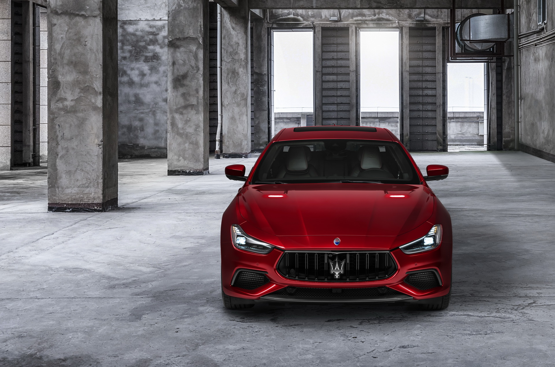 2021 Maserati Ghibli Trofeo First Drive Review: Lust And Luxury