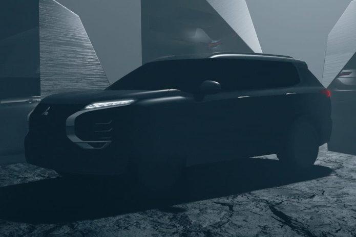New Mitsubishi Outlander production begins