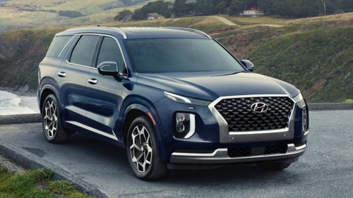 2021 Hyundai Palisade Calligraphy review
