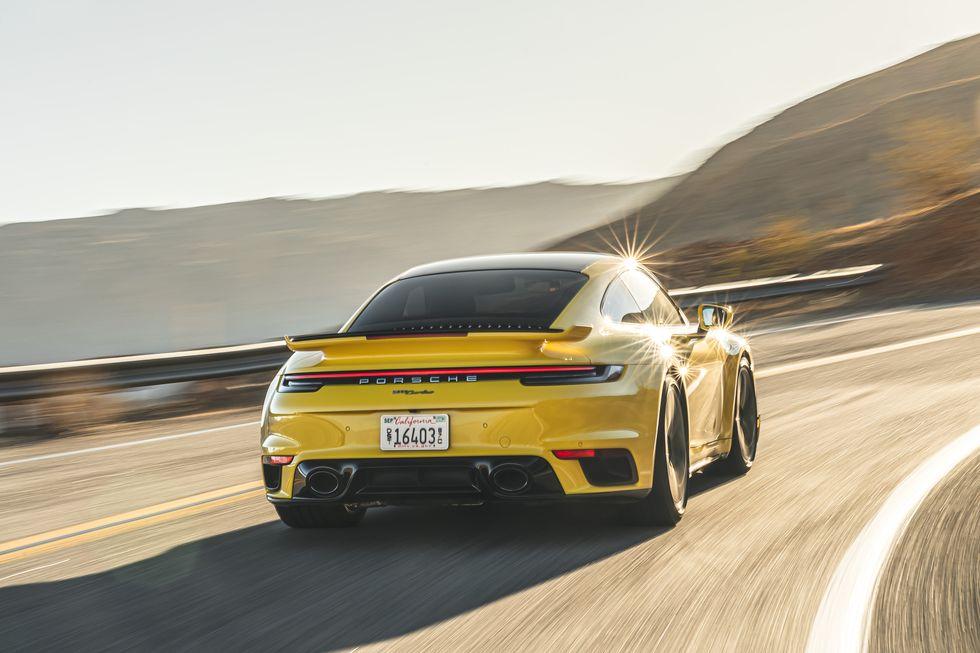 2021 Porsche 911 Turbo Brings Effortless Performance