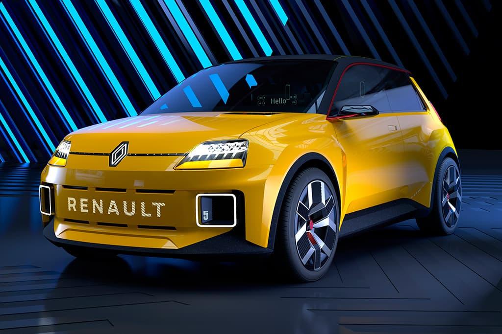 Reborn Renault 5 design secrets revealed