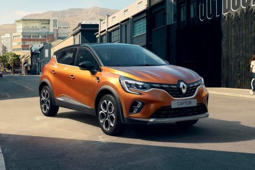 New Renault Captur pricing and specs