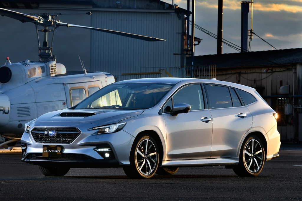 New Subaru Levorg to be WRX-based weapon