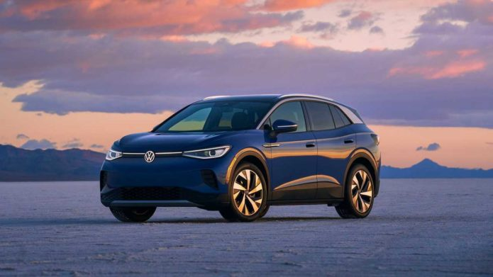 Volkswagen Lists 10 Coolest Things About The 2021 ID.4